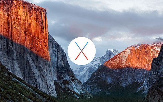 BANNER Apple Mac OS X El Capitan 640x400