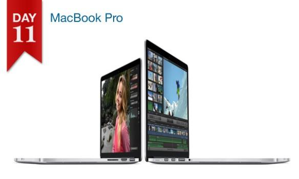$100 off 13-inch MacBook Pro with Retina display (Dec. 23, 2016 only)