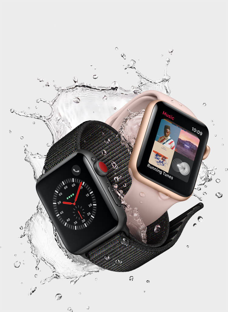 Mac Friday 2017 Apple Watch Series 3 GPS + Cellular sale Connecting Point Medford Oregon Black Friday