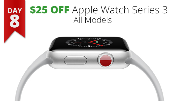 Apple Watch Series 3 sale bargain deal smartwatch gift holiday Christmas Connecting Point Medford Oregon Rogue Valley