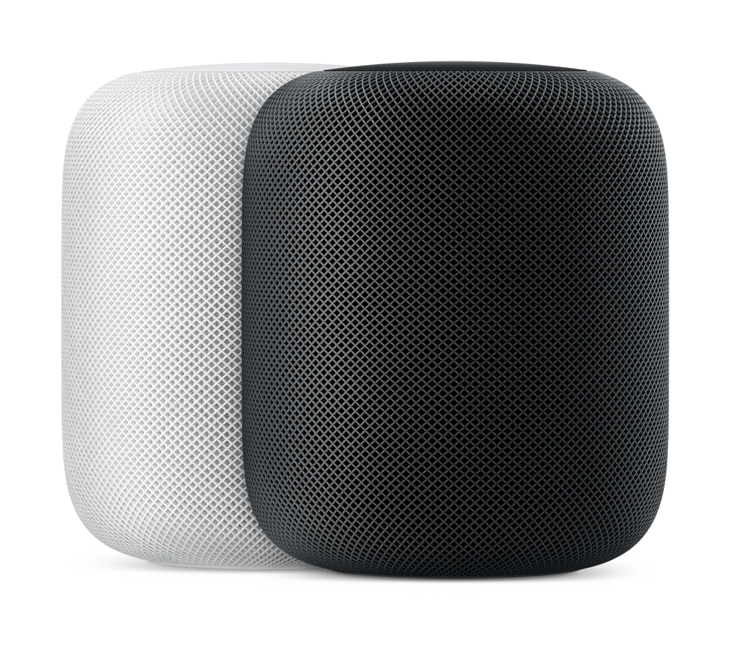 Get HomePod Apple speaker smartspeaker smarthome Siri audio voice HomeKit Apple Music
