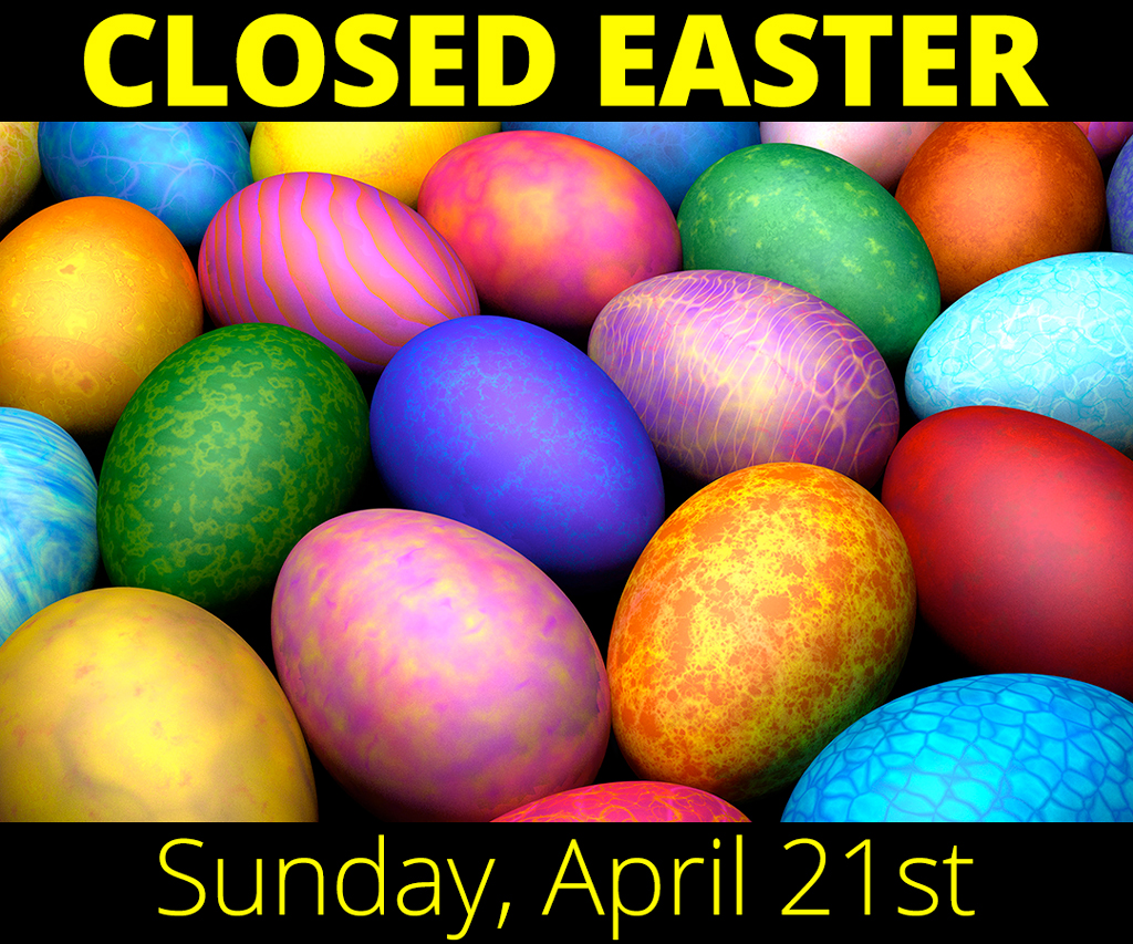 closed Easter 2019 holiday hours Connecting Point Medford Oregon Rogue Valley
