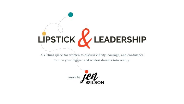 Lipstick & Leadership Facebook Group