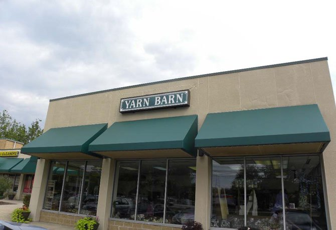 the yarn barn has served knitters and crocheters in burke for 37 years
