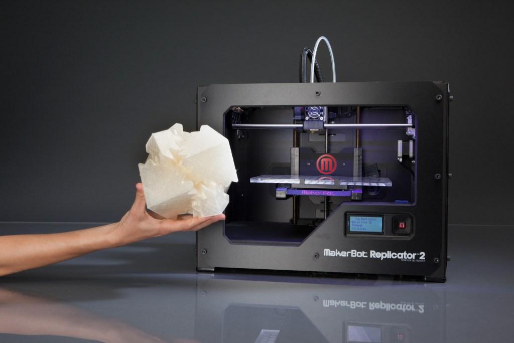 cultura maker impresora 3D