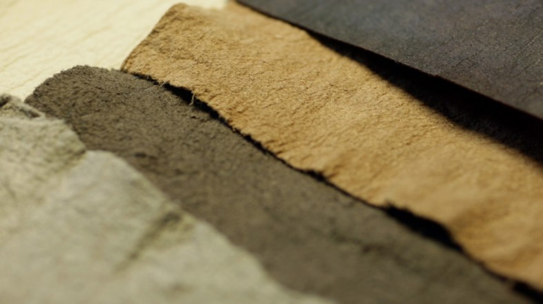 You will never guess what material it is made of