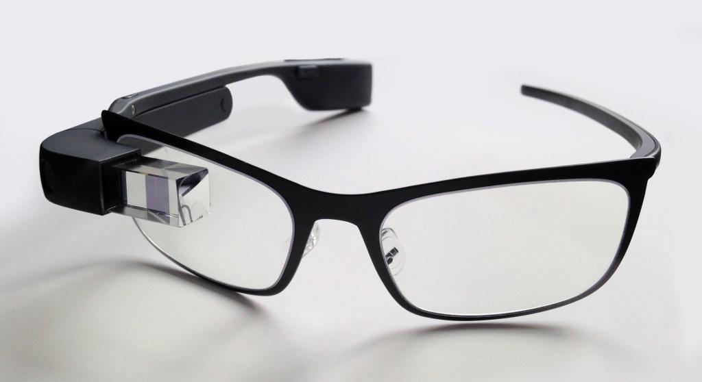 20 años de google - google glass