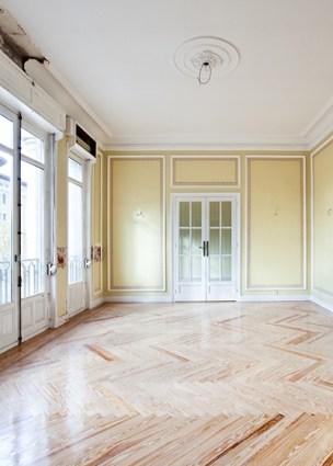 Interior del edificio de Casa Decor 2019.