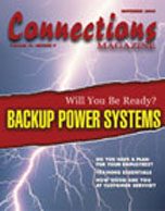 November 2003 issue of Connections Magazine