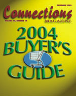 December 2003 issue of Connections Magazine