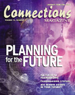 Jan/Feb 2004 issue of Connections Magazine