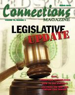 March 2008 issue of Connections Magazine