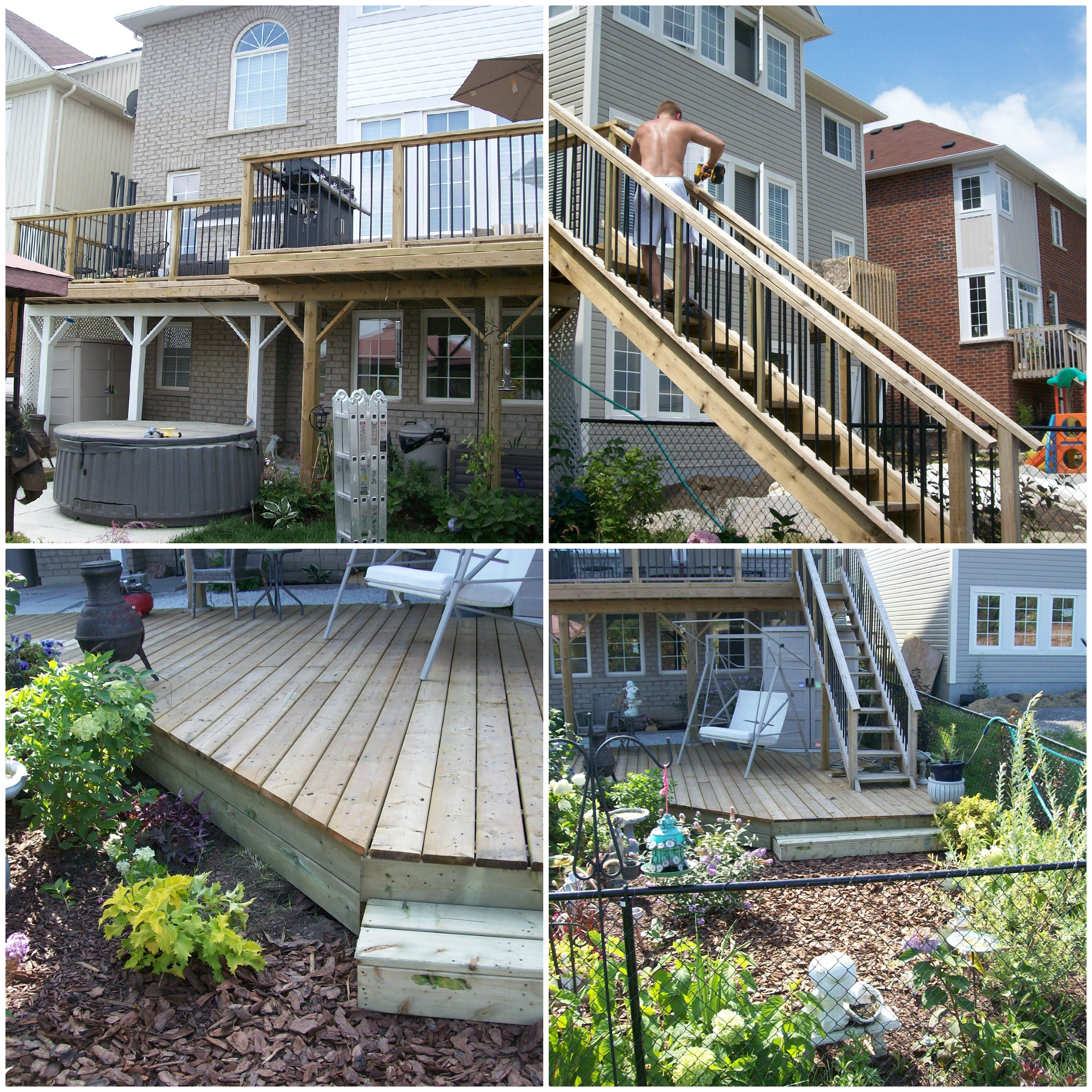Deck quotes free estimates