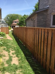 fence installation contractor