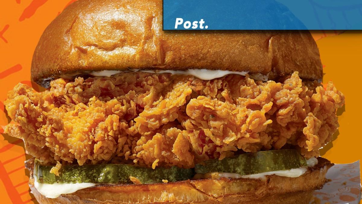 Popeyes Quadruples Sales Thanks To Chicken Sandwich🔥