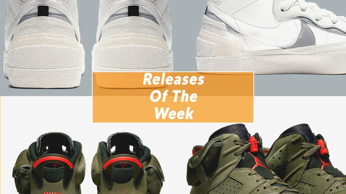 Travis Scott's, Highly Anticipated Jordan 6 Sneaker Will Release Friday, October 11th.