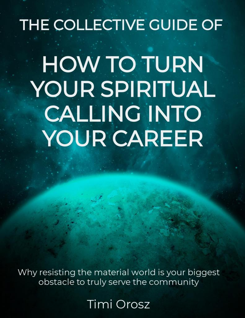 How to start a spiritual business ebook. Marketing for spiritual businesses
