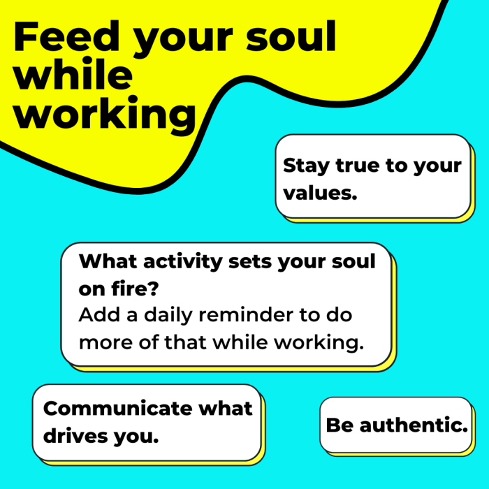 Feed your soul while working. Having an authentic business that serves your spirituality. Consultancy by Timi Orosz at Connect One Marketing