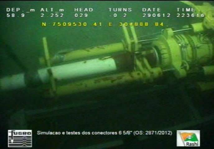 subsea pipeline tie-in