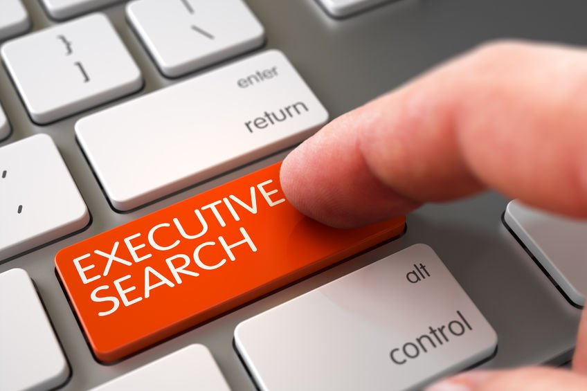 What is the executive search process?