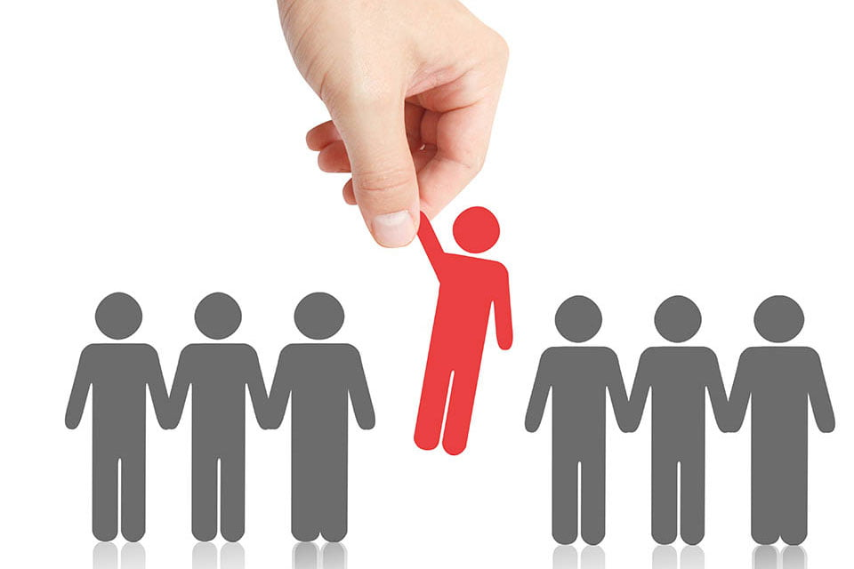How can you hire permanent staff?