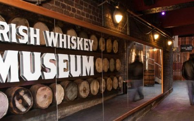 Win a Whiskey Blending Experience for you +3 friends at the Irish Whiskey Museum!