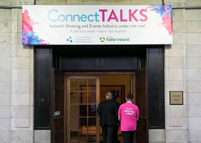 CONNECT17-TALKS_0068_ConnectTALKS outside banner (2)