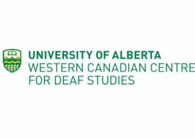 Western Canadian Centre for Deaf Studies