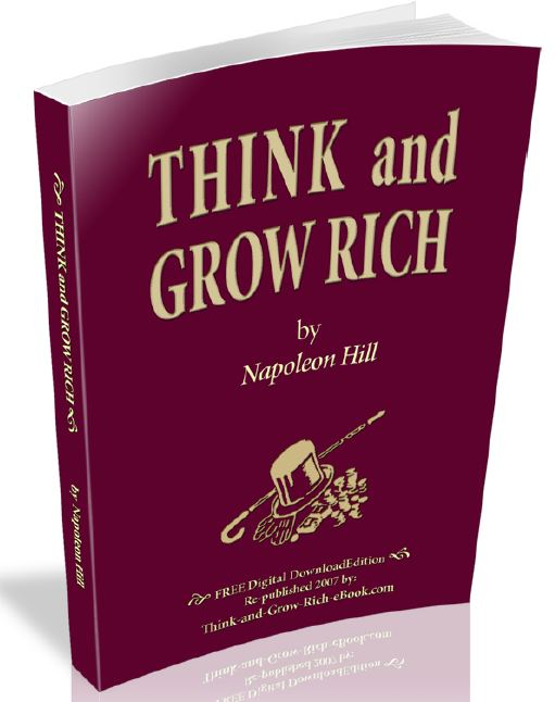 The book Think and Grow Rich