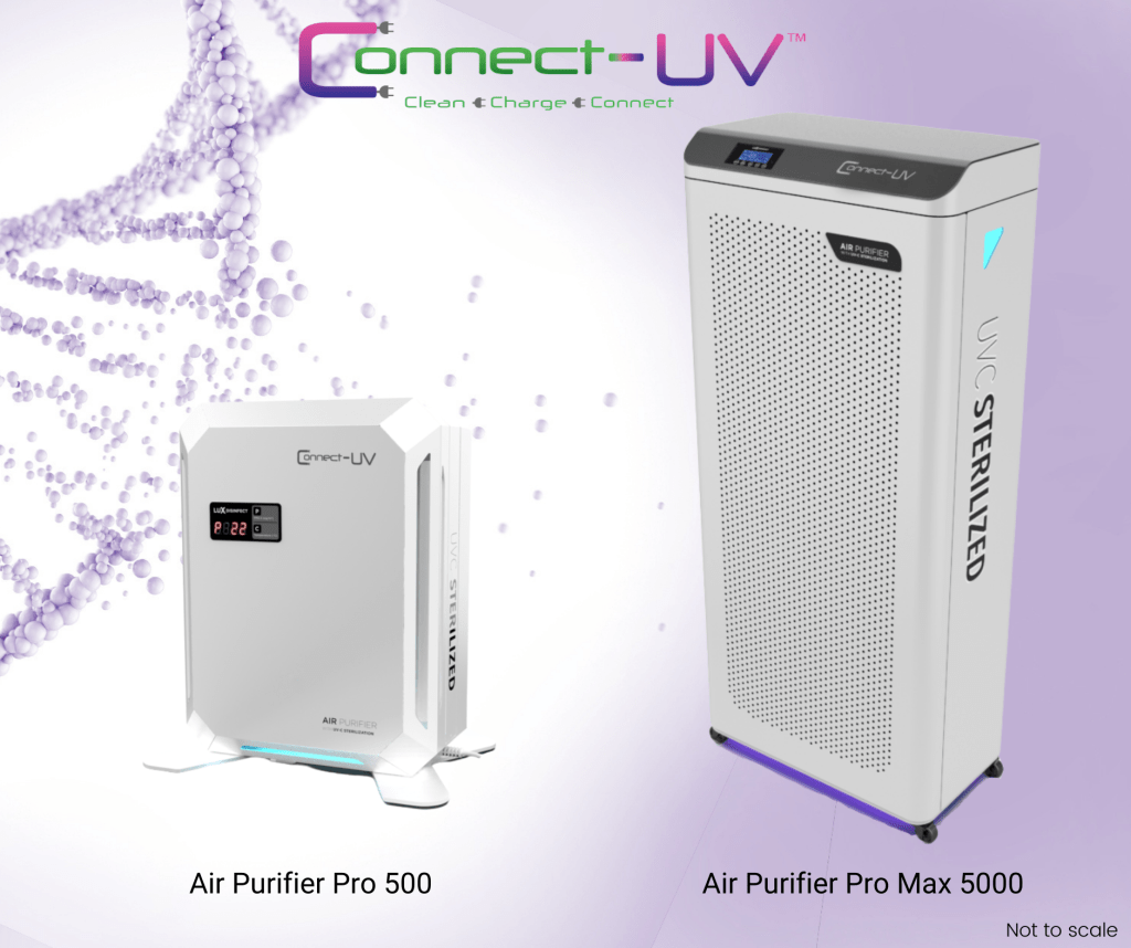 Connect UV Air Purifiers
