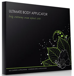 ultimate body applicator it works