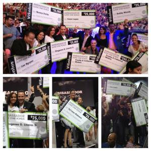 ViSalus business opportunity top money earners
