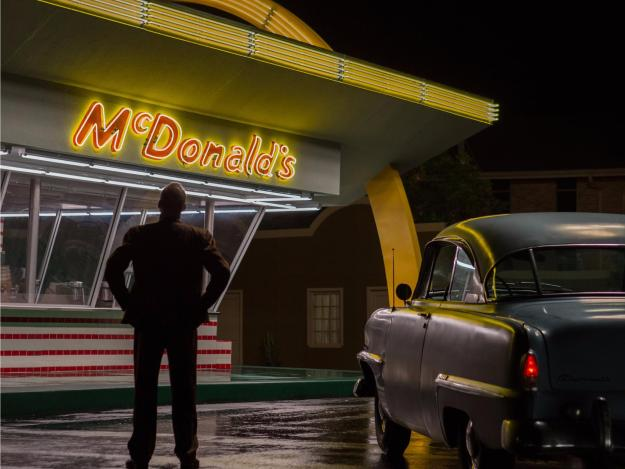 the founder ray kroc michael keaton mcdonalds