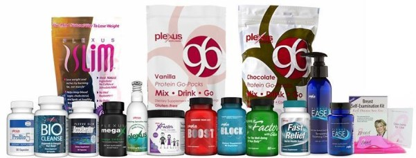 plexus worldwide products