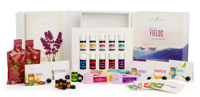 young living review starter kit