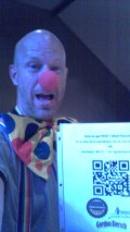 Clowning around at RFB