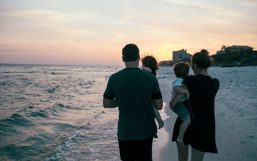Connecting to Your Kids – Do We Ever Stop Parenting?