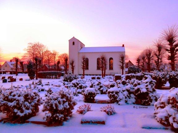 Fototriss kyrka denna
