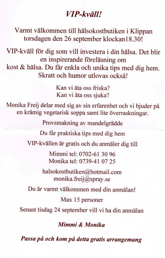 VIP-Kväll 00