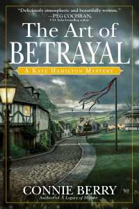 Cover for The Art of Betrayal by Connie Berry