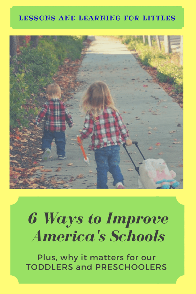 America's education system is failing, but we can do things with our toddlers and preschoolers to give them the best chance of success. Montessori inspired activities and learning through play help moms teach toddlers and preschoolers at home through play based activities.
