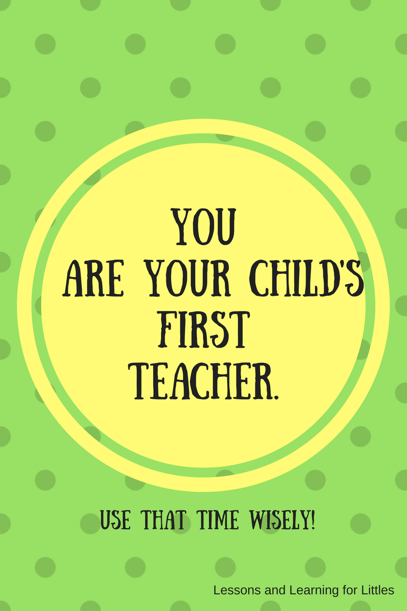 Parents make great preschool teachers! Find out how to teach your toddler or how to teach your preschooler without a curriculum or spending tons of time looking for activities.