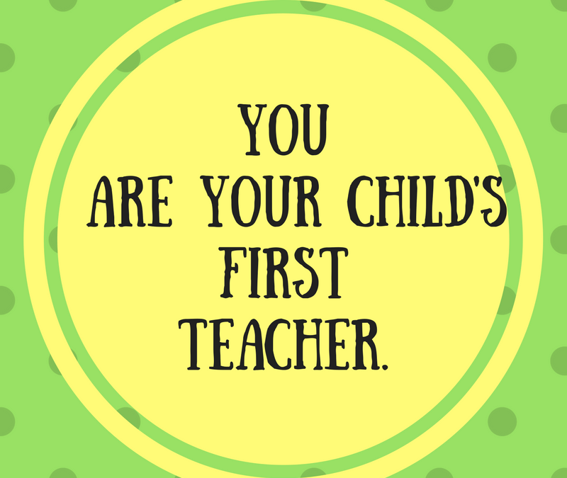 Image result for parents as first teachers