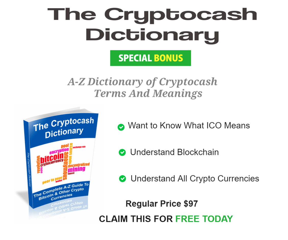 Cryptocash Dictionary