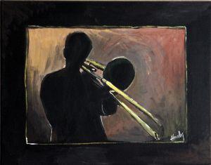'Trombonist'