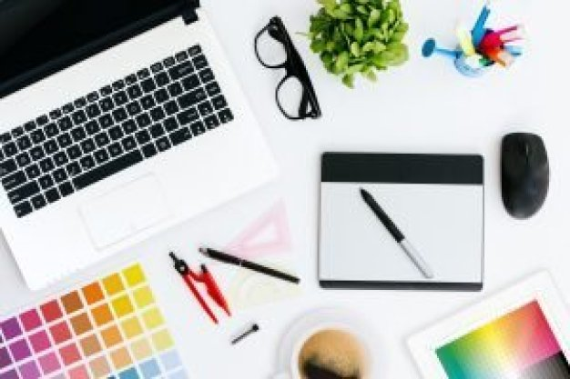 Creative design desk