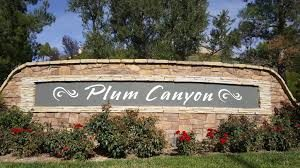 Santa Clarita Plum Canyon