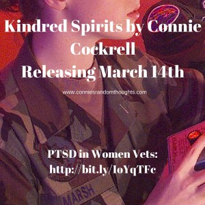 Kindred Spirits Releasing March 14th PTSD w Name