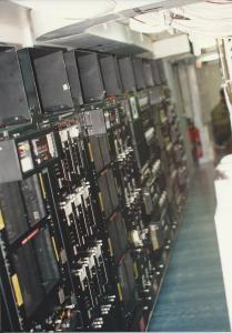 ancient_mainframe_computer_by_mistgod-d58t3st via DeviantArt.com http://www.deviantart.com/art/Ancient-Mainframe-Computer-317125757