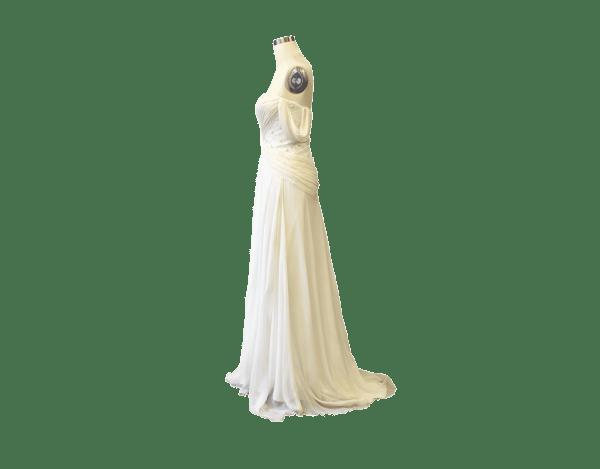 custom made wedding dresses la